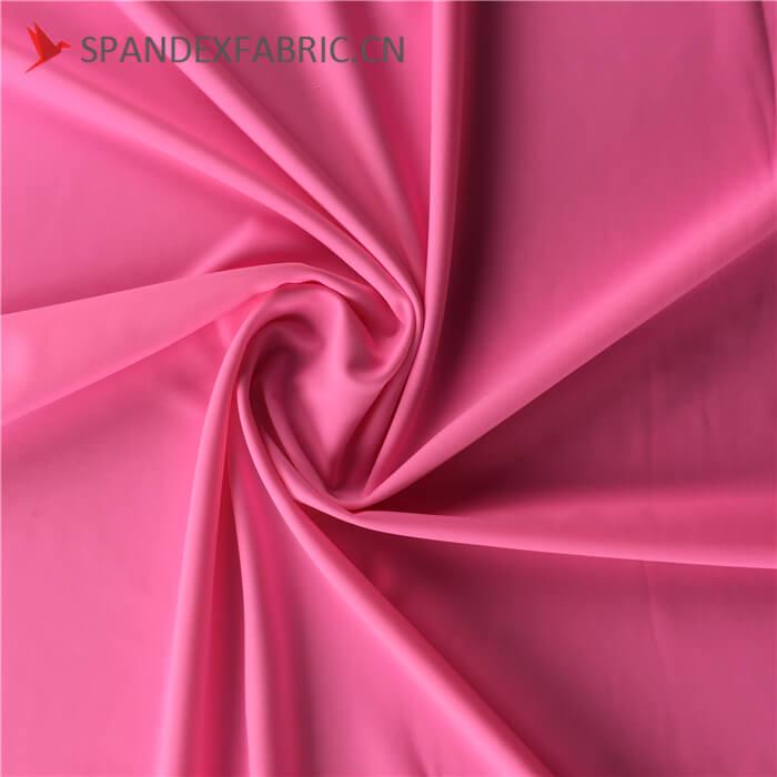 80% Nylon 20% Spandex Matt Elastic Fabric