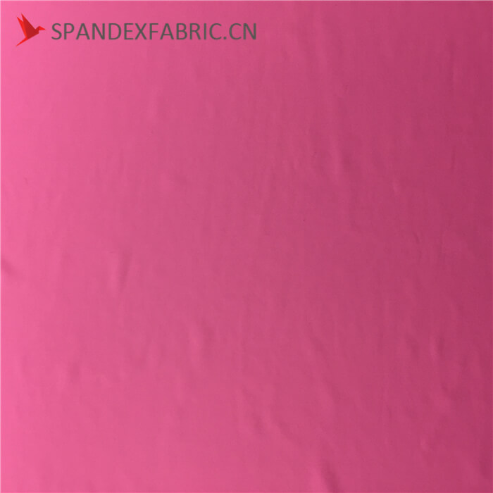 80% Nylon 20% Spandex Matt Elastic Fabric
