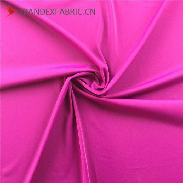 80% Nylon 20% Spandex Semi-dull Elastic Fabric