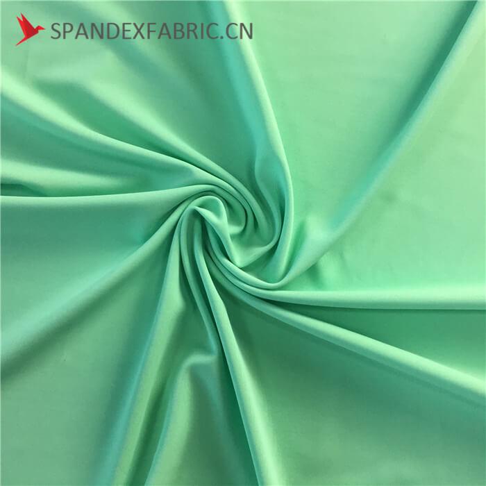 82% Polyester 18% Spandex Micro Fiber Full-dull Elastic Fabric