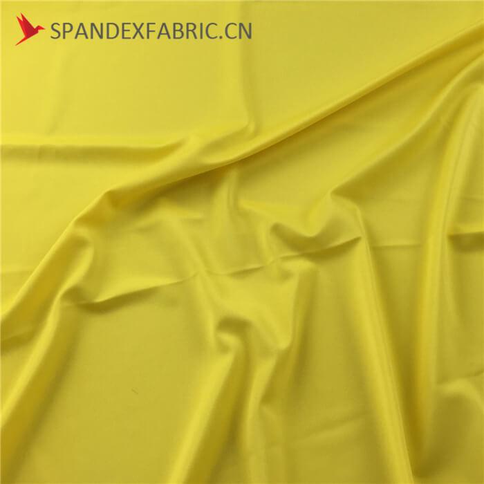 85% Polyester 15% Spandex Semi-dull Elastic Fabric