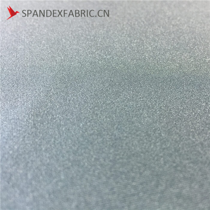 85% Polyester 15% Spandex Shiny Elastic Fabric