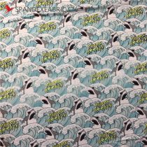 90 Nylon 10 Spandex Animal Print Kids Stretch Fabric