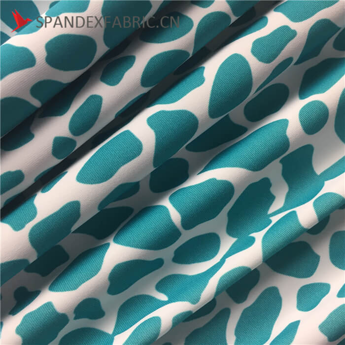 Breathable Polyamide Lycra Material Stretch Outdoor Fabric