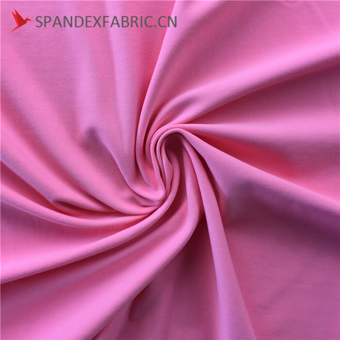 Cotton Style Breathable Stretch Yoga Wear Fabric