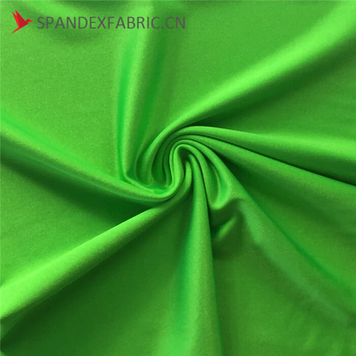 Fluorescent Reflective Lycra Spandex Fabric