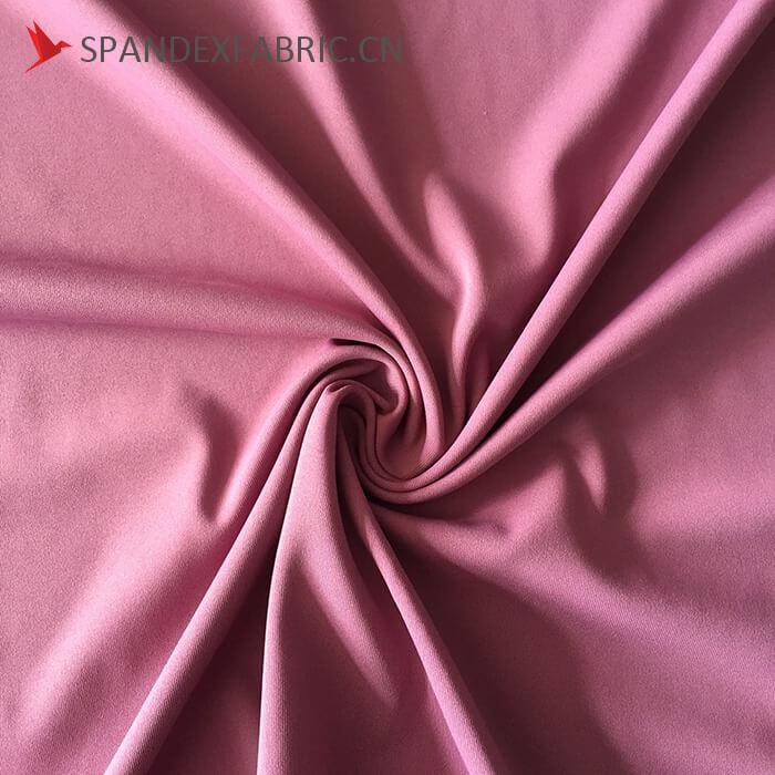 Lemonlulu Dry Fit Poly Lycra Interlock Knit Fabric 3