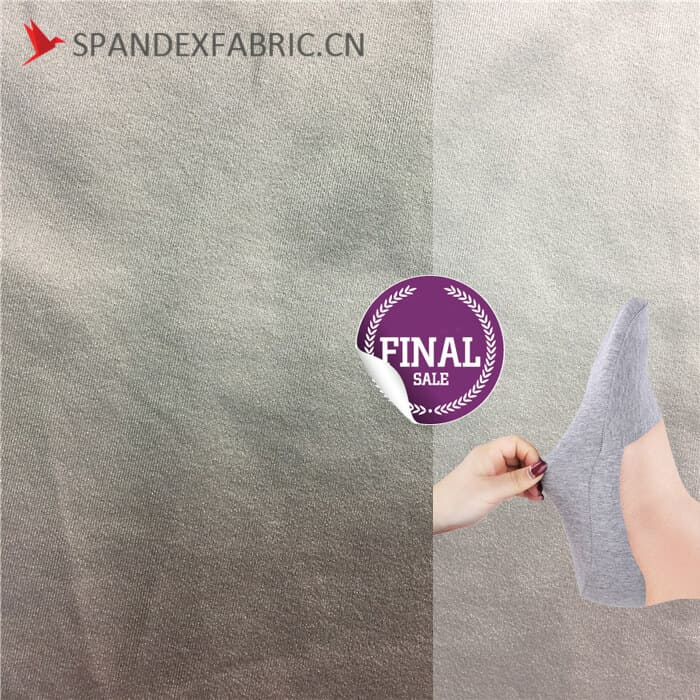 Micro Fiber Elastic Fabric For Ankle Socks