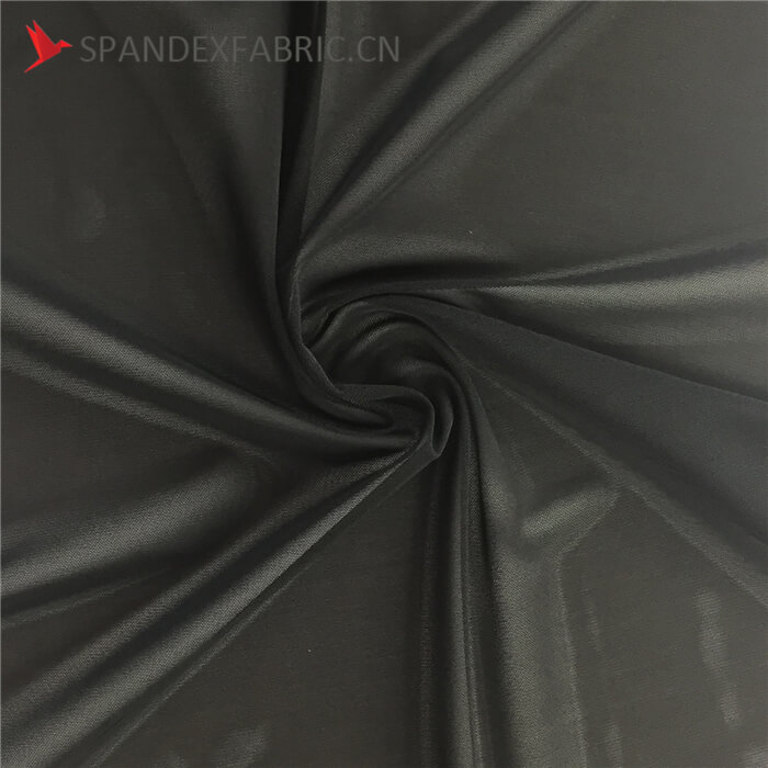 Polyester Spandex Mesh Power Net For Lingerie