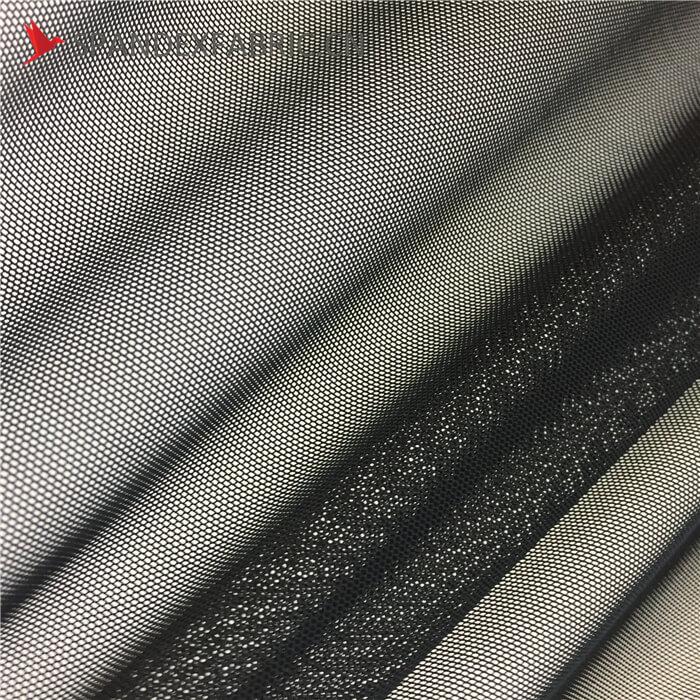 Polyester Spandex Mesh Power Net For Lingerie