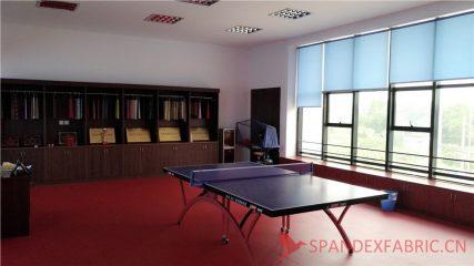 staff activity room