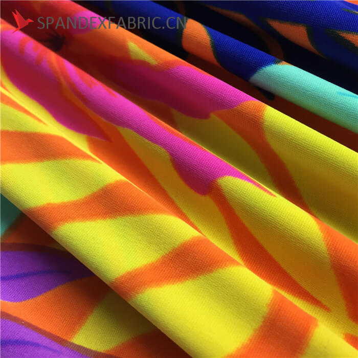 Sustainable Polyamide Lycra Activewear Fabric