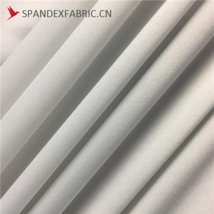White Spandex Fabric For Sublimation Printing