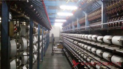 hongyi warp texturing plant